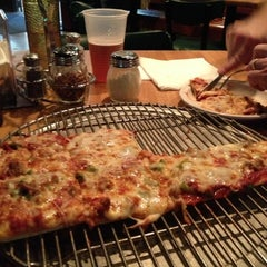 Photo taken at Campus Pizza by Christine W. on 11/3/2012