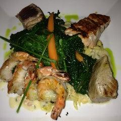 Photo taken at Boca Steak & Seafood by Scott P. on 1/20/2013