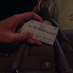 Photo taken at Lark Theater by Ksenia S. on 10/12/2014