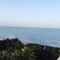 Photo taken at Jupiter Beach Resort & Spa by Adrienne B. on 7/8/2015