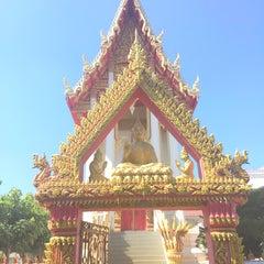 Photo taken at Wat Luang by มมบบก ( *`ω´) on 1/2/2016