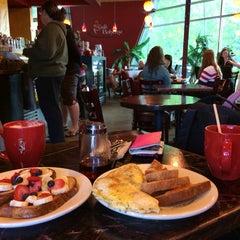 Photo taken at Cafe Boheme by Faye S. on 6/28/2014