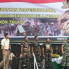 Photo taken at Kodam VII/Wirabuana by Rudy S. on 12/19/2015