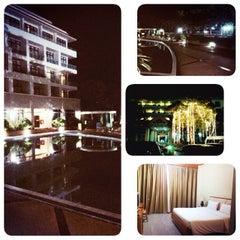 Photo taken at โรงแรมสุรินทร์ มาเจสติก (Surin Majestic Hotel) by Wanchat T. on 2/5/2014