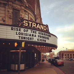 Photo taken at Strand Theatre by Mark C. on 11/15/2012