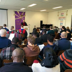 Photo taken at Tyndale Theological Seminary by Tory A. on 3/31/2015