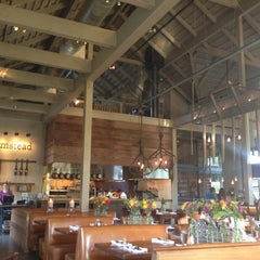 Photo taken at Farmstead at Long Meadow Ranch by Kylie Jane K. on 10/5/2012