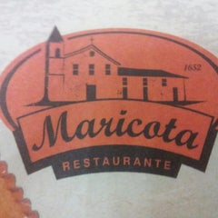 Photo taken at Maricota Gastronomia e Arte by João Guilherme M. on 5/24/2013
