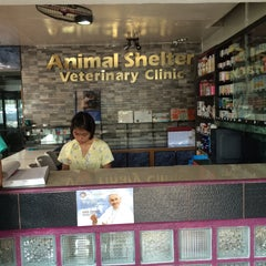 Photo taken at Animal Shelter Vet Clinic by Joanna G. on 5/21/2015