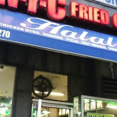 Photo taken at NYC Fried Chicken Corporation by Paul H. on 6/17/2015