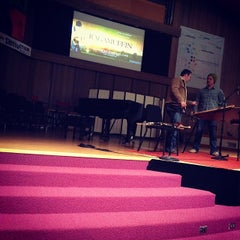 Photo taken at Peninsula Covenant Church by PC W. on 2/1/2014