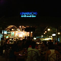 Photo taken at Kinabuch's Bar and Grill by Kent E. on 4/4/2013