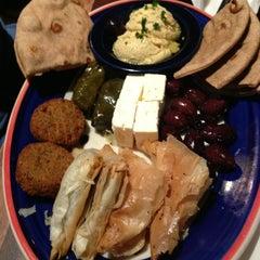 Photo taken at Papouli's Greek Grill by Nancy A. on 1/26/2013