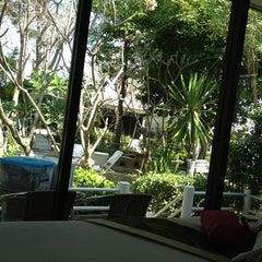 Photo taken at White Beach Resort by Sukanya J. on 1/11/2013