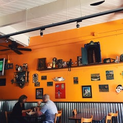 Photo taken at Sancho's Taqueria by Val Z. on 5/23/2015