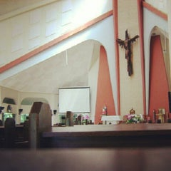 Photo taken at Chapel of St. Benedict by Reyz K. on 10/31/2012