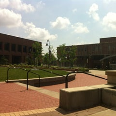 Photo taken at Kent Student Center by Dilsad S. on 5/20/2013