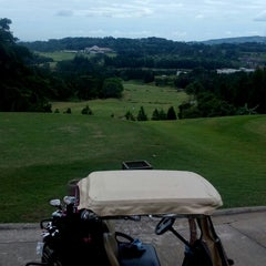 Photo taken at Sentul Highlands Golf Club by AriA on 3/8/2015