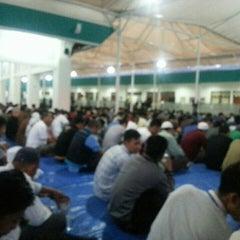 Photo taken at Masjid Raya Al-Musyawarah by AriA on 6/18/2015