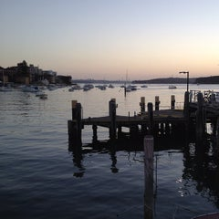 Photo taken at Manly Wharf Bar by Owen H. on 11/23/2012