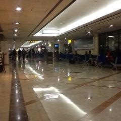 Photo taken at Gate 6 by Rina M. on 1/15/2014