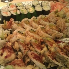 Photo taken at Mio Sushi by Steve on 3/1/2013