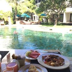 Photo taken at Ramada Resort Camakila Bali by Silviana C. on 2/28/2016