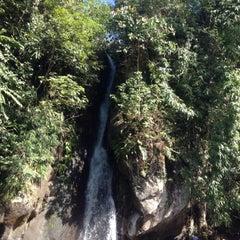 Photo taken at Mambucal Mountain Resort by Ayam V. on 12/5/2015