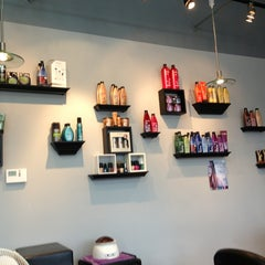 Photo taken at Amy's Hair Hydeaway by Amy J. on 8/5/2013