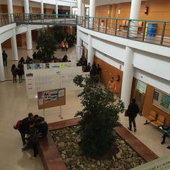 Photo taken at UA - Universidad de Alicante / Universitat d'Alacant by Alejandro G. on 1/16/2015