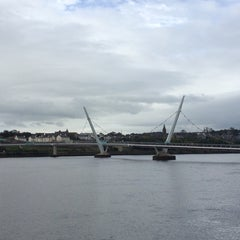 Photo taken at Derry/Londonderry by Nave C. on 9/27/2014