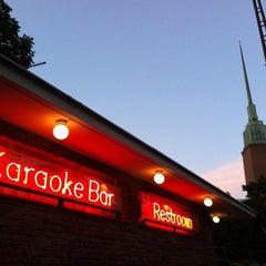 Photo taken at Karaoke Bar Restroom by Marcus O. on 2/21/2015