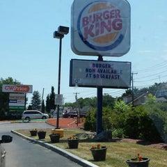 Photo taken at Burger King® by Cynthia B. on 6/30/2014