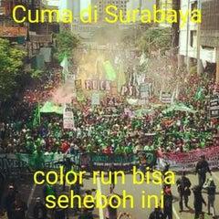 Photo taken at Surabaya by Bastiar 2. on 5/25/2015