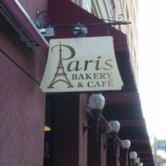Photo taken at Paris Bakery & Cafe by Chad M. on 10/23/2012