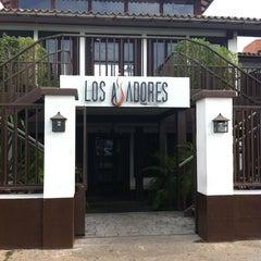Photo taken at Los Asadores by Ricardo C. on 9/13/2013