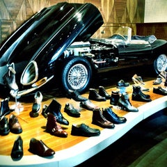 Photo taken at John Fluevog Shoes by Mister Anderson on 9/26/2012