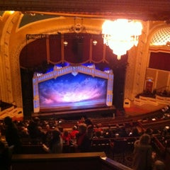 Photo taken at Orpheum Theatre by Laura on 2/6/2013