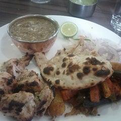Photo taken at Kund Restaurant by Mohan K. on 9/15/2012