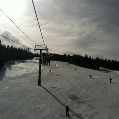 Photo taken at Copper Mountain by Christopher A. on 11/4/2012