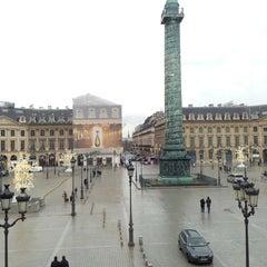 Photo taken at Boucheron by Vincent sundvold L. on 1/12/2013