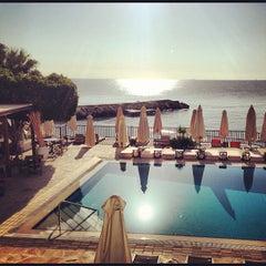 Photo taken at Londa Hotel by Stuart H. on 11/20/2012