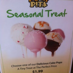 Photo taken at The Perfect Pita by Jason D. on 4/18/2013