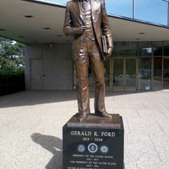 Photo taken at Gerald R. Ford Presidential Museum by Jeff N. on 5/26/2013