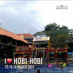 Photo taken at Hobi-hobi by Mendez M. on 3/24/2013