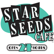 Photo taken at Star Seeds Cafe by Star Seeds Cafe on 5/28/2015