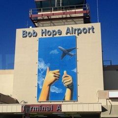 Photo taken at Bob Hope Airport (BUR) by Jimmy S. on 11/3/2012