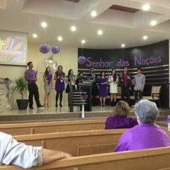Photo taken at Brazilian Adventist Church by Denis M. on 4/27/2013