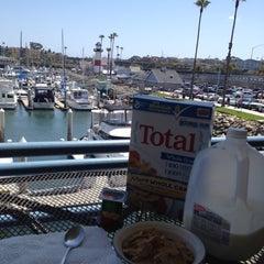 Photo taken at Oceanside Harbor N Jetty by Stu B. on 5/27/2012