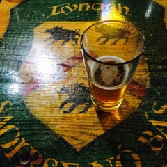 Photo taken at Lynagh's Irish Pub and Grill by Pat J. on 8/17/2014